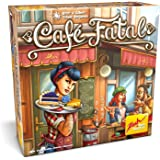 Zoch Verlag Cafe Fatal Strategy Board Game