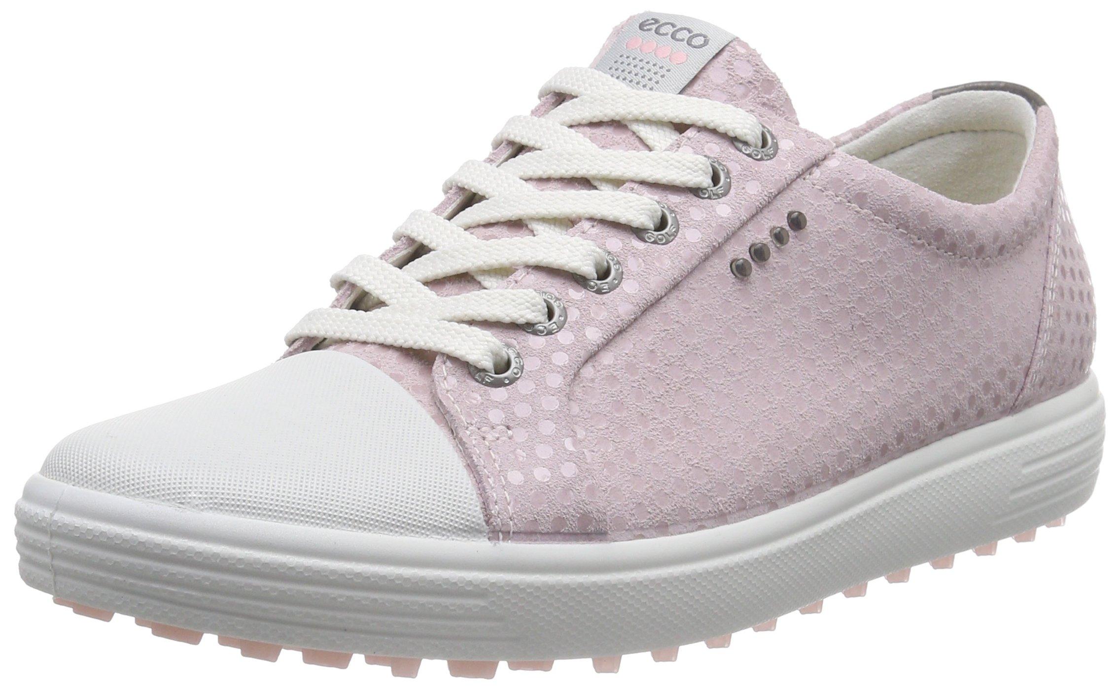 ECCO Women's Casual Hybrid Golf Shoe, Violet Ice, 40 EU/9-9.5 M US