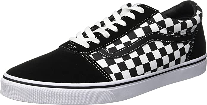 *Vans Ward Suede/Canvas Sneaker Herren*