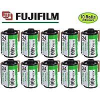 Fujifilm Fujicolor Superia X-TRA 400 35mm Film 24 Exposure - 10 Pack (Discontinued by Manufacturer)
