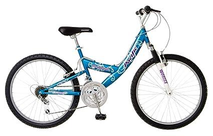 Amazon Com Pacific Evolution Girls Mountain Bike 24 Inch Wheels