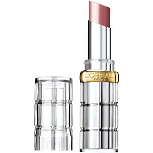 L'Oréal Paris Makeup Colour Riche Shine Lipstick, Varnished Rosewood, 0.1 oz.