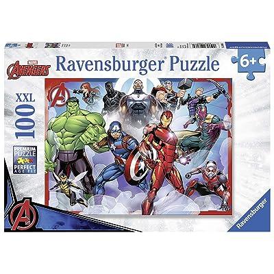 Ravensburger Puzzle Camp Rock 100 pieces: Toys & Games