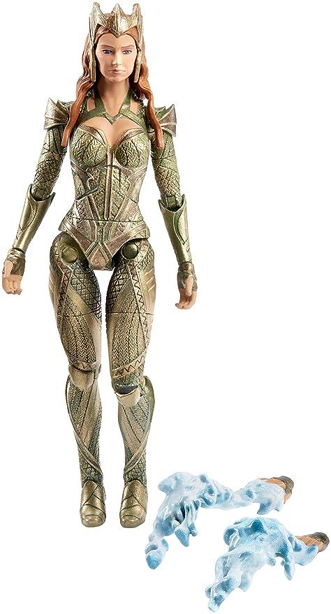 69ee0164919f Amazon.com  DC Comics Multiverse Justice League Mera Figure