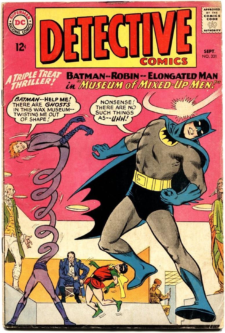 Amazon Com Detective Comics 331 Comic Book Batman And Robin