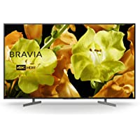 Sony BRAVIA KD65XG81 65-inch LED 4K HDR Ultra HD Smart Android TV with voice remote - Black