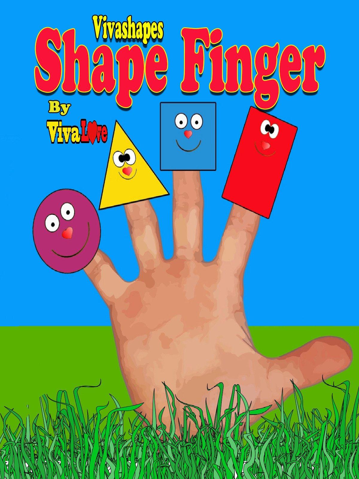Vivashapes Shape finger. on Amazon Prime Video UK