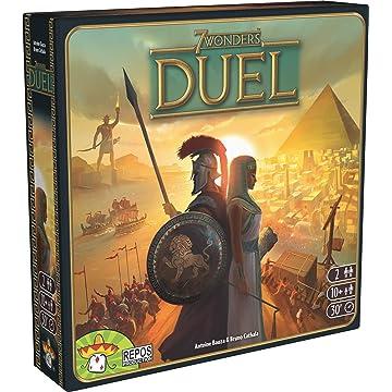 top best 7 Wonders: Duel