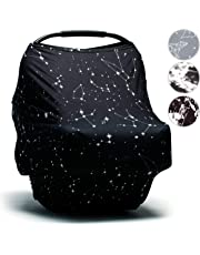 Moody Park - Cocoon - Baby Carrier Cover for Carseats and Nursing Cover