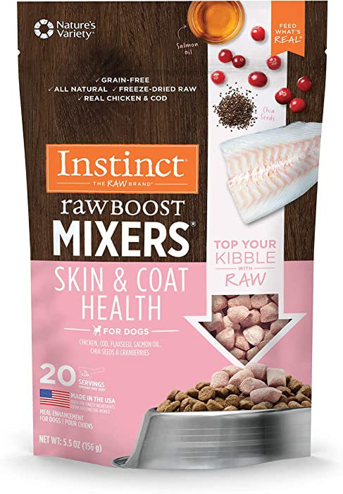 The Best Raw Instinct Dog Food Mixers Mobility