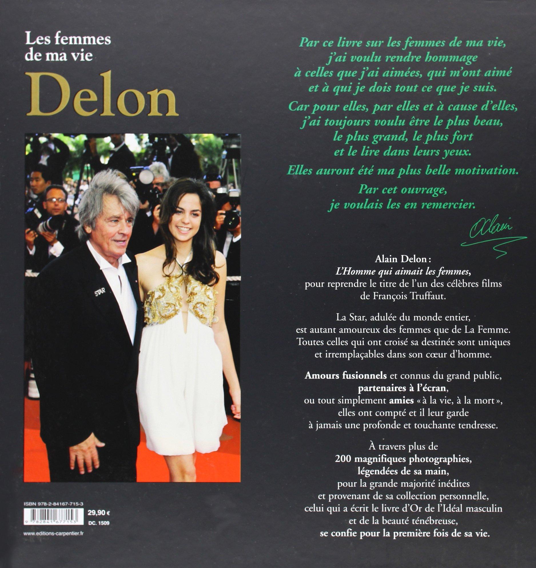 Delon Les Femmes De Ma Vie Amazones Alain Delon