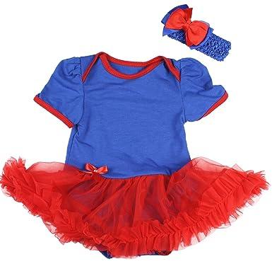 Petitebelle - Body - Bébé (fille) 0 à 24 mois bleu bleu marine 0-3 ... 8724442d1e1