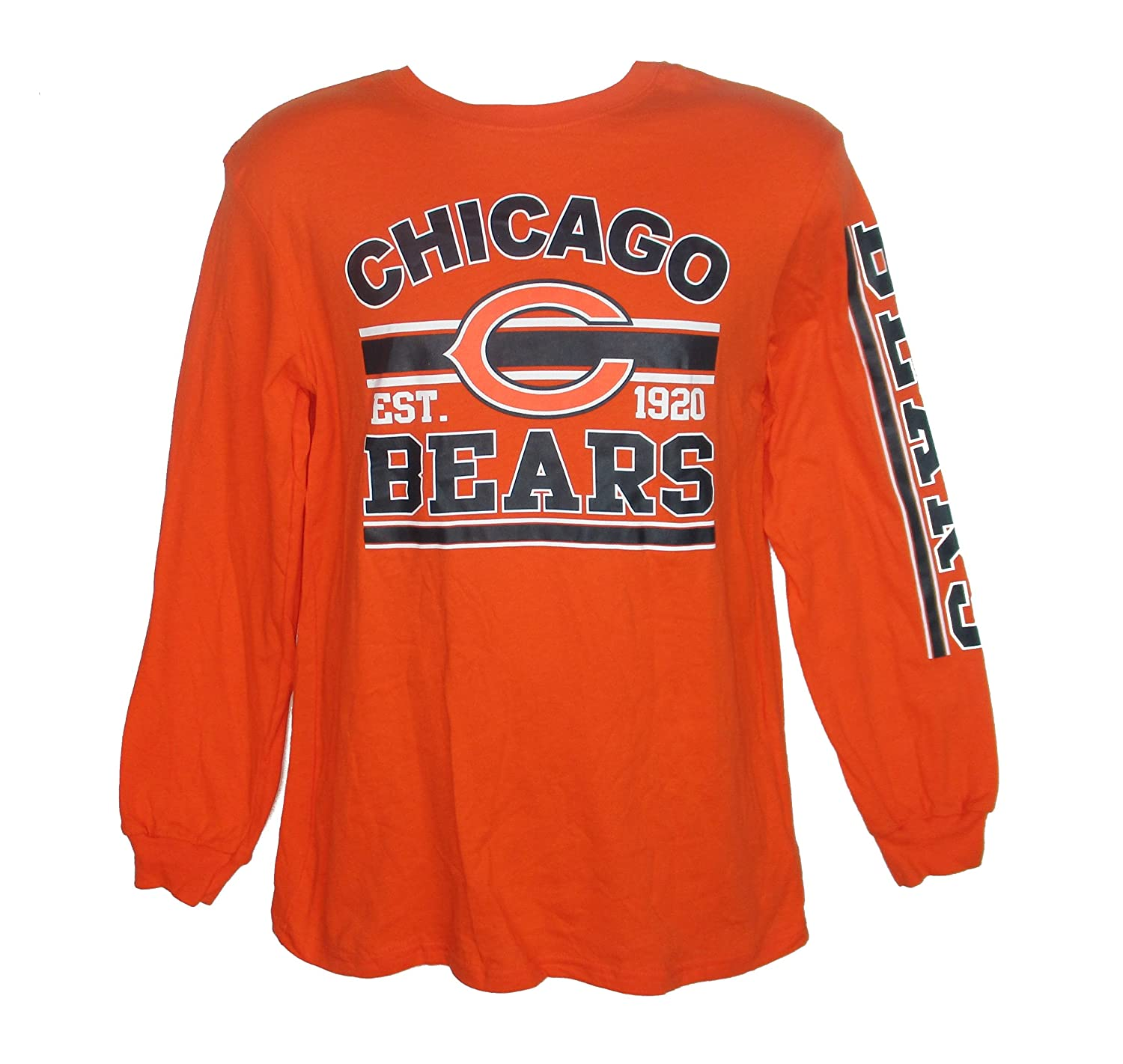 a07a1be5 Amazon.com : Chicago Bears Youth Small 8 Long Sleeve Shirt Kids ...