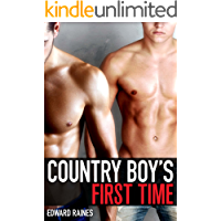Country Boy's First Time: Straight Guy's First Time MM
