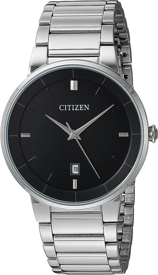 Citizen 男性 石英 アナログ カジュアル ウォッチ 海外出荷 BI5010-59E