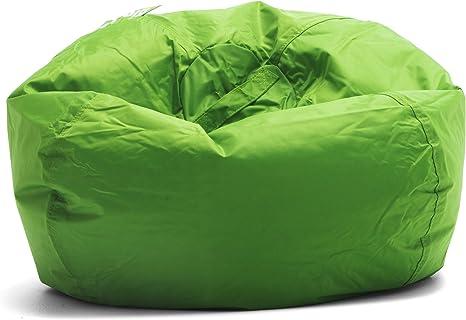 Amazon Com Big Joe Classic Beanbag Smartmax Spicy Lime Furniture Decor