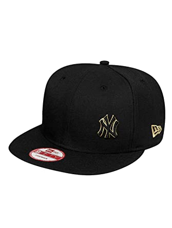 New Era Mujeres Gorra Snapback Flawless NY Yankees: Amazon.es ...