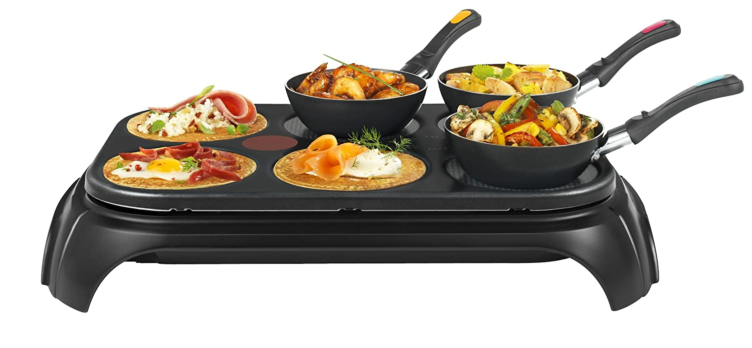 gourmet party tefal recettes barbecue electrique. Black Bedroom Furniture Sets. Home Design Ideas