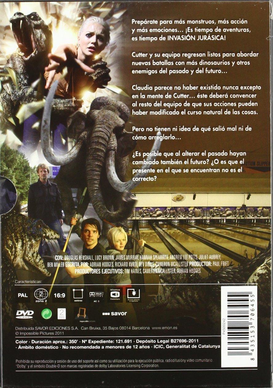 Amazon.com: Invasión Jurásica (Mundo Primitivo) - Temporada 2: Movies & TV