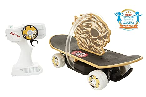 Remote Control Skateboard >> Amazon Com Xpv Xtreme Performance Remote Control Skateboard 2 4