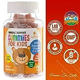 Kids Immune Support Gummies with Vitamin