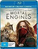 Mortal Engines (Blu-ray 3D + Blu-ray + Digital)