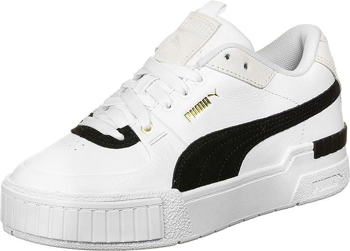 puma cali nere e bianche