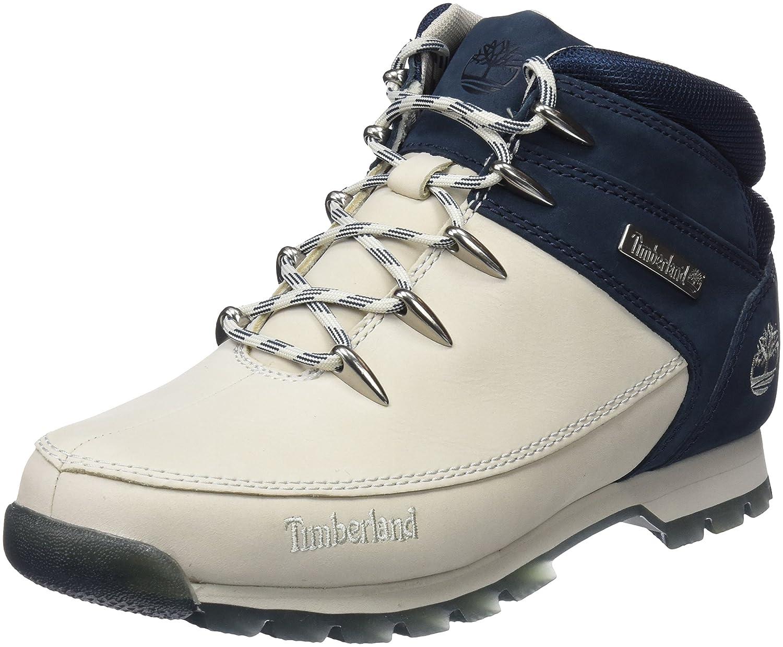 a7461be9c84 Timberland Men's Euro Sprint Hiker Chukka Boots Grey: Amazon.co.uk ...
