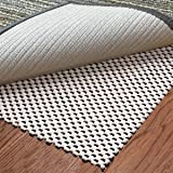 Aurrako Non Slip Rug Pads 8x10 Ft Extra Thick Rug Gripper for Area Rugs,Rug Grippers Carpeted Vinyl Tile and Any Hard Surface