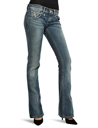 543bdff40dd91d Fornarina Women's Cat Jeans Blue 25W X 36L: Amazon.co.uk: Clothing