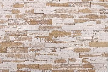 Captivating Vintage Holz Wandverkleidung   3D Optik Eiche   1m² Holzpaneele Rustikal  Massivholz Idea
