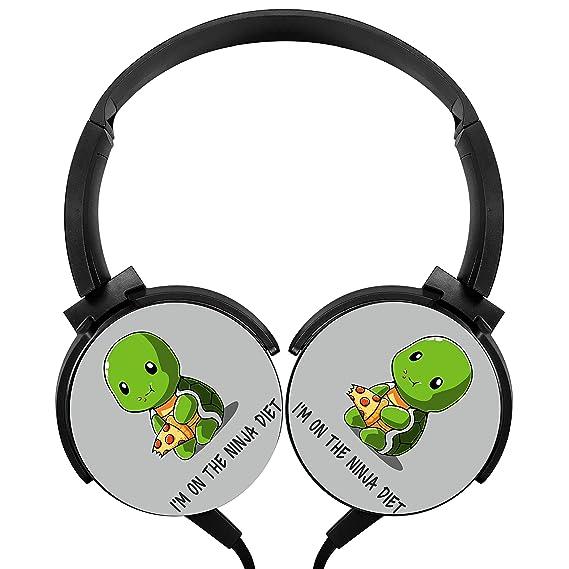 Amazon.com: MagicQ Im on The Ninja Diet Tortoise Stereo ...