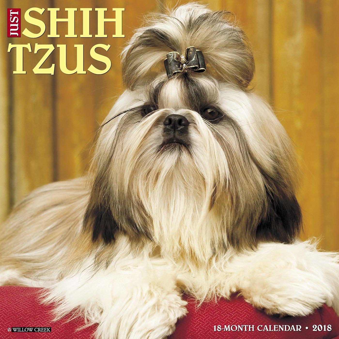 Read Online Just Shih Tzus 2018 Calendar PDF