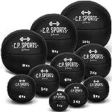 C.p.sports k5 balle médicinale lestée pour entraînement crossfit disponibles :  1 kg - 10 kg