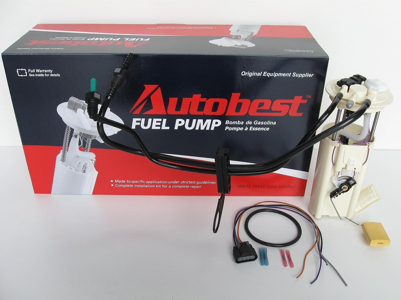 Autobest F2961A Fuel Pump Module Assembly