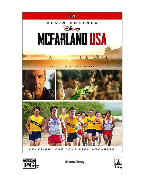 Amazon.com: McFarland, USA: Kevin Costner, Maria Bello ...