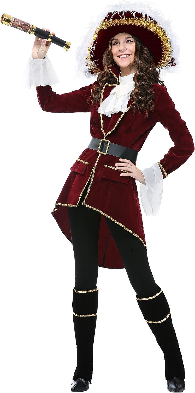 Boys Deluxe Captain Hook Costume