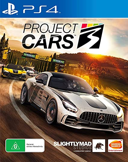 Buy Project Cars 3 Ps4 Online At Low Prices In India Namco Video Games Amazon In