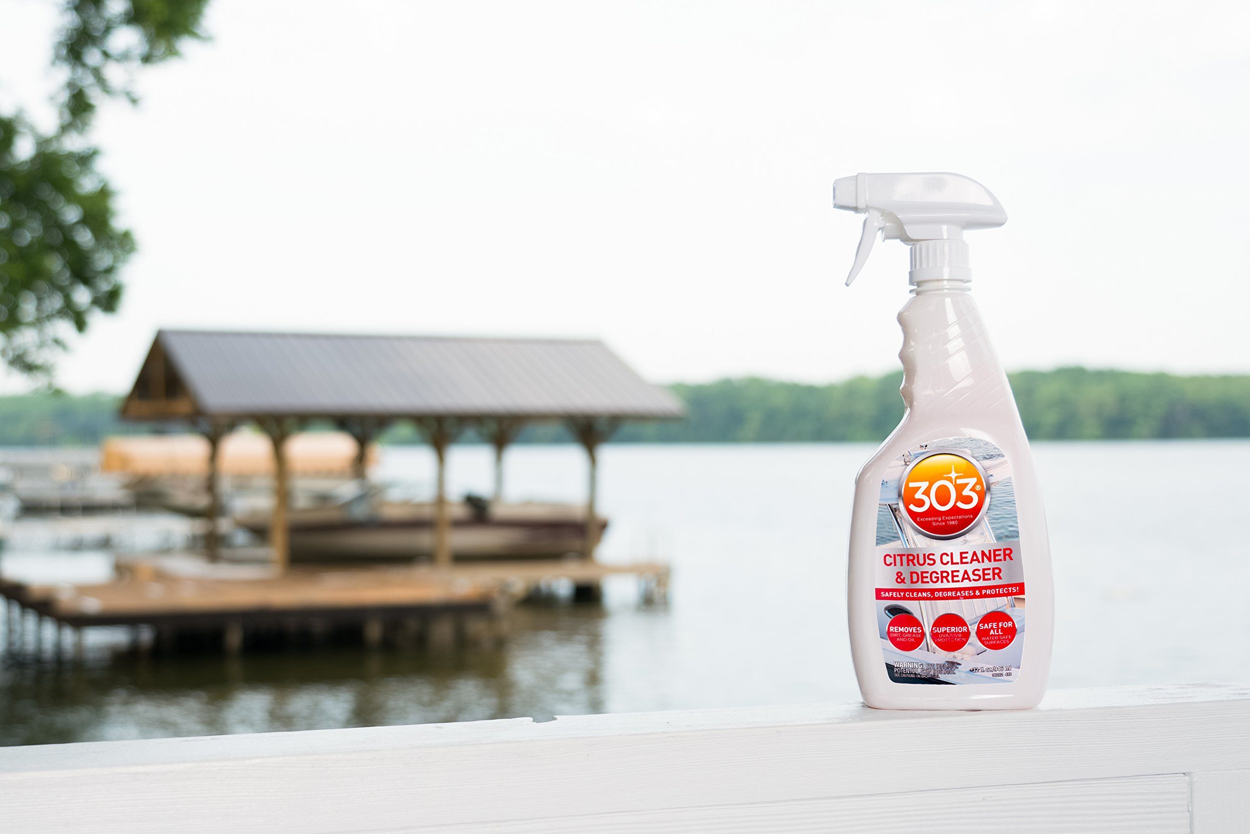 303 30212-6PK Citrus Cleaner and Degreaser - 32 fl. oz. (Pack of 6) by 303 Products (Image #6)
