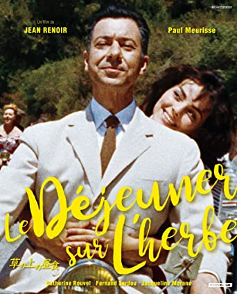Amazon | 草の上の昼食 ジャン・ルノワール [Blu-ray] | 映画