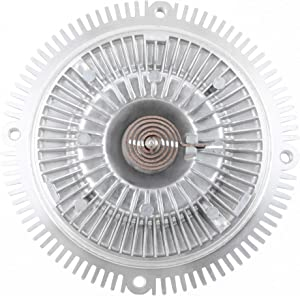 BOXI Engine Cooling Fan Clutch for Nissan 240Z 1970 /Nissan 260Z 1975 /Nissan 810 1981 /Nissan D21 90-94 /Nissan Frontier 98-04 /Nissan Maxima 81-83/Nissan Pickup 94-04 Replaces21082-86G00 21082-86G0A
