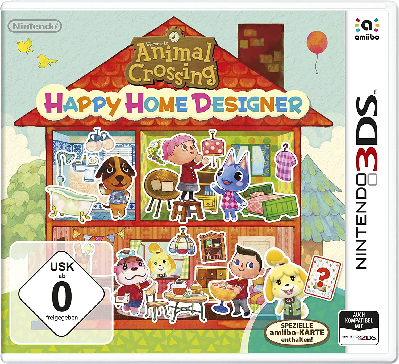 Animal Crossing Happy Home Designer (USK Ohne Altersbeschränkung) 3DS:  Amazon.co.uk: PC U0026 Video Games