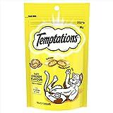 TEMPTATIONS Cat Treat Tasty Chicken 85g Bag, 6 Count