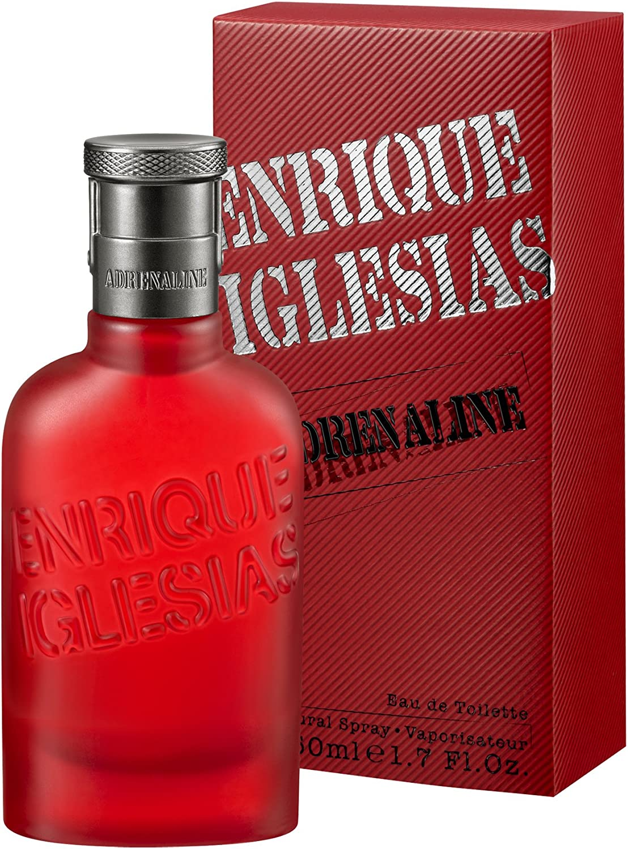 Enrique Iglesias Adrenaline Eau de Toilette para Hombre - 50 ml ...