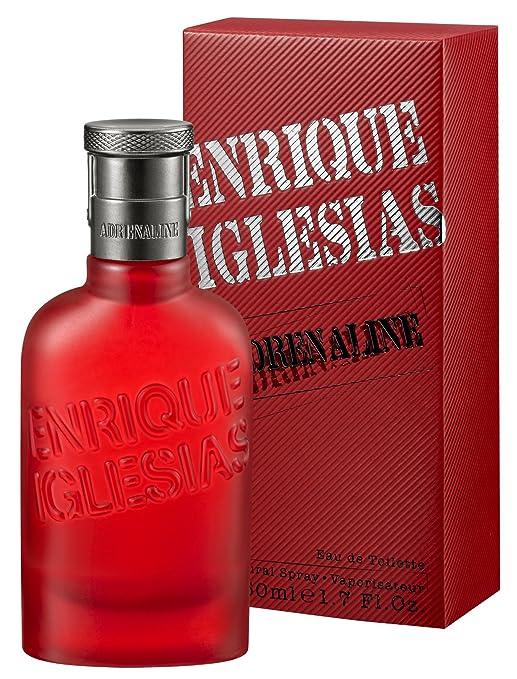 Enrique Iglesias Adrenaline Eau de Toilette para Hombre - 50 ml.
