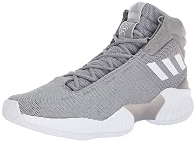 8d4b7cf687fbc adidas Men s Pro Bounce 2018 Basketball Shoe White Light Onix