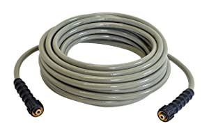 "SIMPSON Cleaning MorFlex 40226- 5/16""x 50' 3700 PSI Cold Water Replacement/ Extension Hose"