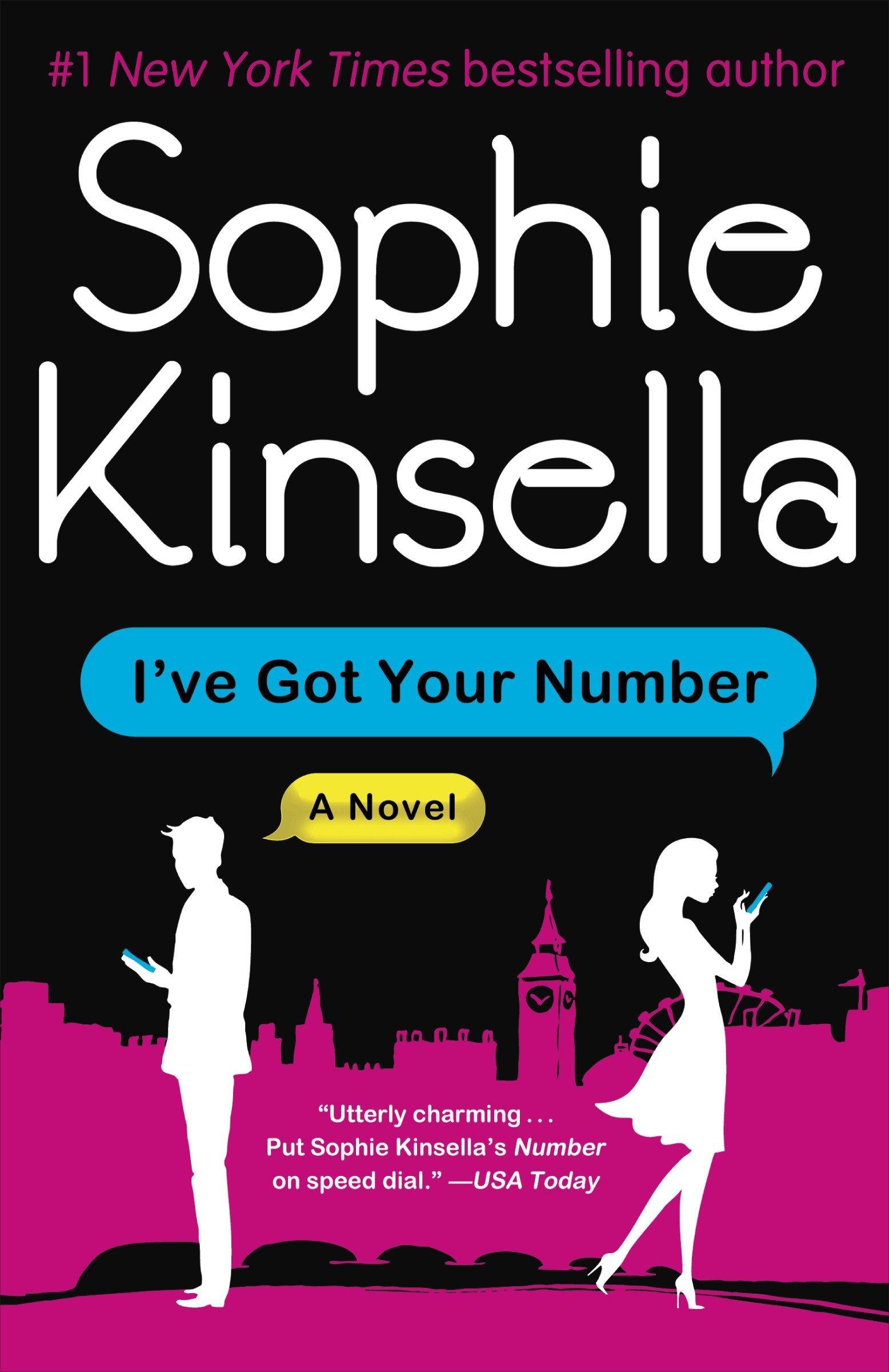sophie kinsella i ve got your number