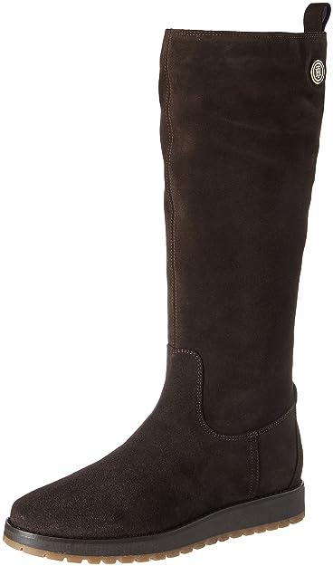 low priced 72b70 3f161 Tommy Hilfiger Damen R1285ita 4b Stiefel