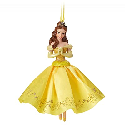 Disney Belle Sketchbook Ornament - Beauty and The Beast: Toys & Games